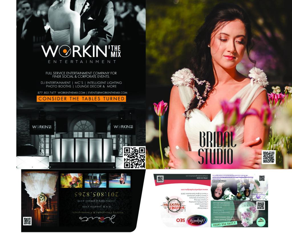 Bridal Studio Folder Proof - Option A